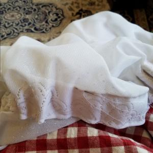 今日はカーテンのお洗濯