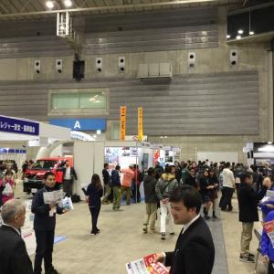今年も横浜Fショーでお仕事