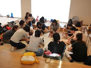 【開催報告】6/17ベビーマッサージ&ベビーフォト撮影体験会inユニバーサルホーム長浜店