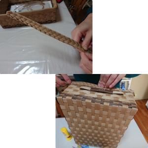 【フリーの教室】A4サイズのBOXが完成しました