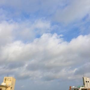浜うり &22℃の曇り空@グッドモーニング!Thursday コザ♪