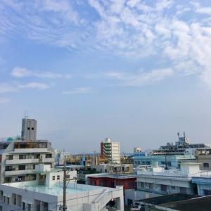 シーサーの日 &19℃雲の多い晴れ空@グッドモーニング!Friday コザ♪