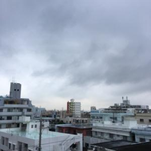 慰霊の日&27℃の曇り空@グッドモーニング!Tuesday コザ♪