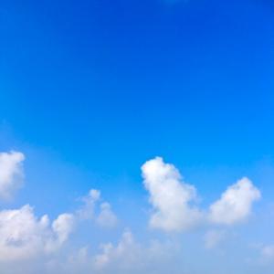 28℃の晴れ空@グッドモーニング!Thursday コザ♪