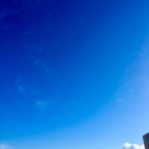 27℃大雨上がりの晴れ空@グッドモーニング!Saturday コザ♪