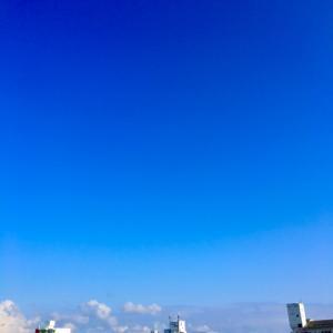 19℃の心地よい快晴@グッドモーニング!Saturday コザ♪