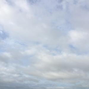 23℃の曇り空@グッドモーニング!Saturday コザ♪