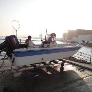 冬の釣りは忍耐! 冬眠はしない、春はそこまで・・・