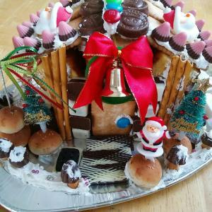 クリスマスケーキ、チョコ派?生クリーム派?
