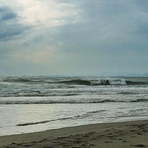 今日の波その1その2その3