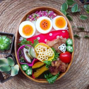 朝から嬉しい一言❤ネバネバ野菜で夏バテ防止
