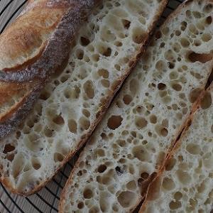 同じパンをずっと焼き続ける