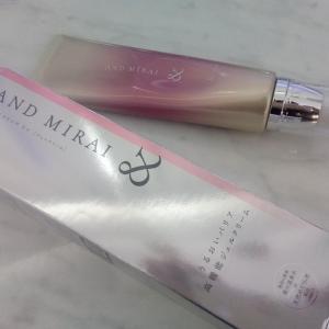 【ファンケル】AND MIRAI(アンドミライ) スキン アップ ジェルクリームEX