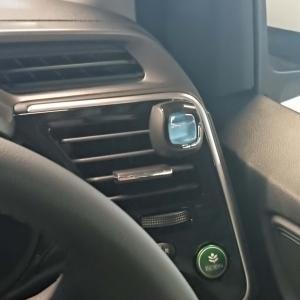 車用ファブリーズの消臭芳香剤 クリスタルアクアが気に入った!
