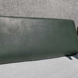 購入から半年経過!CYPRIS(キプリス)の本革長財布は日本製で最高。