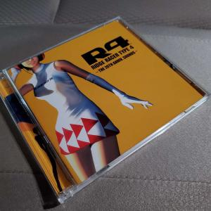 リッジレーサーのサウンドトラックCDを買った