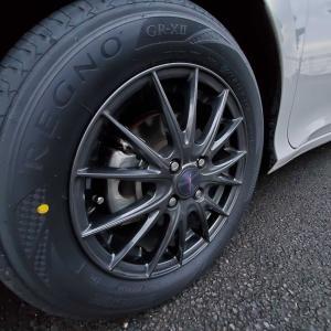 愛車のホンダ グレイスにタイヤ界の王者『REGNO』を履かせてから約2か月経過したので感想