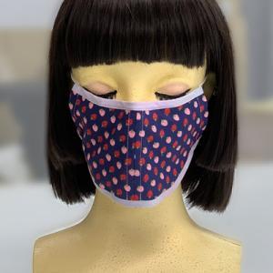 息が苦しくないマスク! 蒸れずに涼しい快適マスク販売中