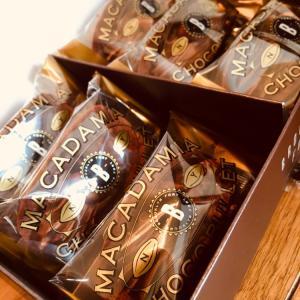 あべの近鉄限定★チョコレートのお菓子♪
