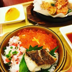 ロイホ★真鯛・ずわい蟹・いくらご飯♪