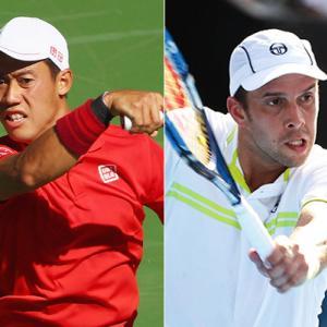 テニス試合結果速報:BNPパリバオープン2017 錦織圭 ナダル フェデラー