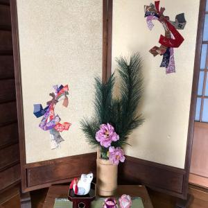 お正月飾り 第ニ弾!
