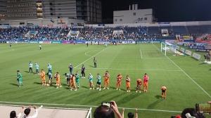 勝ち点2を失った。が(6/27 横浜FC戦)