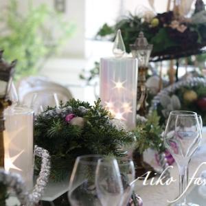 始まりましたクリスマスおもてなし料理♥全日程満席有り難うございます♪