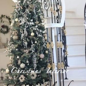 やっと今年のクリスマスツリーの写真撮れました♥