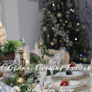 今日のクリスマスレッスンは♥グループレッスンで和気藹々♪