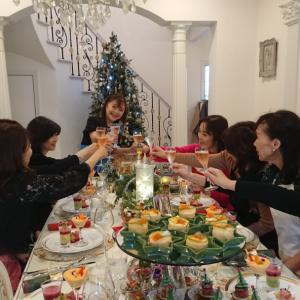 クリスマスレッスン続いています♥美味しく楽しく~♪