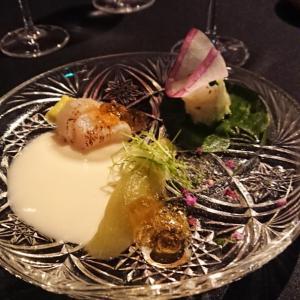 ラ・ロシェル山王鉄人坂井シェフのレストラン♥麻布サロンの皆様と♪
