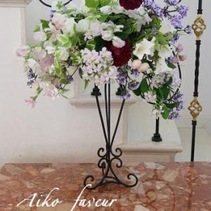 今日も一日花作り♥