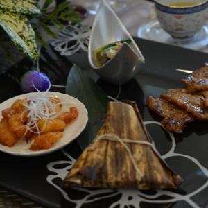 昨日の茄子のレシピ+担々麺スープレシピでお家ご飯バッチリ!
