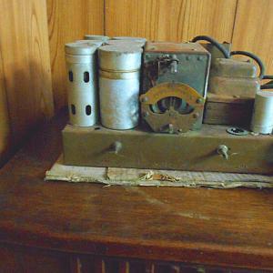 昭和7~8年頃のナショナル電蓄 修復①
