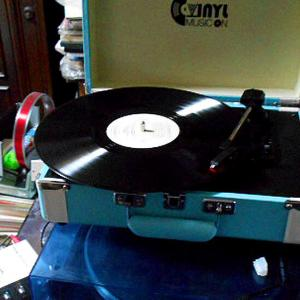 Ion audio vinyl motionでJensenを鳴らすことに