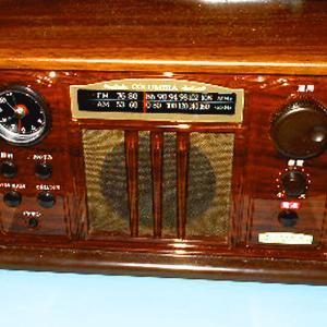 オール・イン・ワン電蓄と思ったらラジオだった