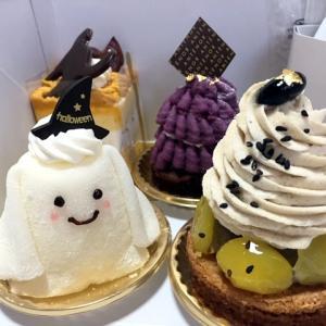 福井県のS様から可愛いハロウィンのケーキ♡