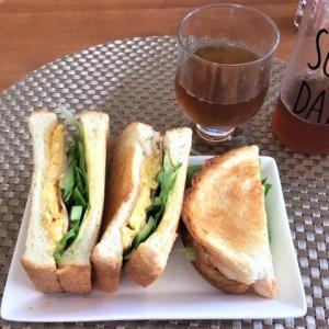 おうちご飯 サンドイッチ