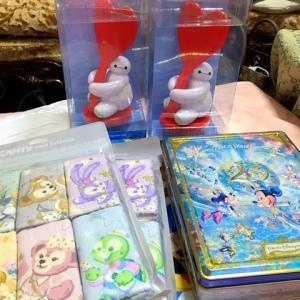 東京Fちゃんからディズニーシーのお土産頂きました。