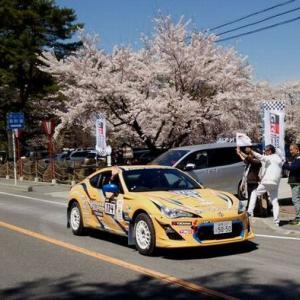 4/25 開催 「TOYOTA GAZOO Racing Rally Challenge in 八ヶ岳 茅野 2021」