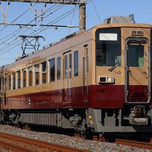 東武6050系6162F リバイバルカラー塗装 出場試運転