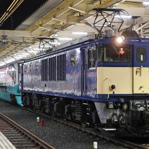 SVOこと251系RE-1編成廃車回送@国立