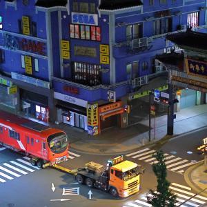 東京メトロ2000系2124F2024号車陸送@横浜中華街