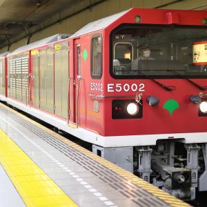 江戸線12-000形12-181F 馬込出場回送@中延