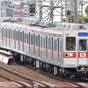 京成電車今昔ツアー団臨 京成3600形3688編成@高砂