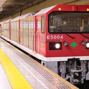 大江戸線12-000形12-151F 馬込出場回送@中延