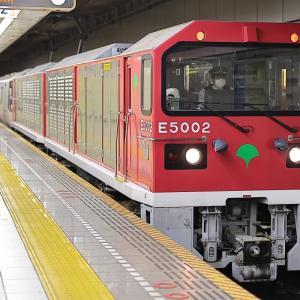 大江戸線12-000形12-281F 馬込出場回送@戸越