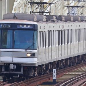 東京メトロ03系トプナン03-101F