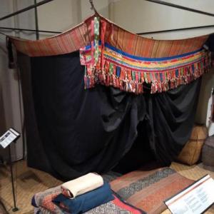 ルアンパバーン、ビエンチャン、バンコクの旅−54、ルアンパバーン少数民族文化館。